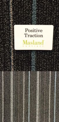 New carpet tile walk off mats from Masland #NeoCon14 ...