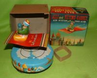 KO Alli and Flying Carpet Crank Operated toy from 50s/ebay ...