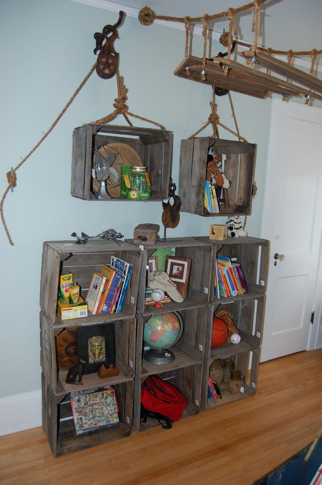 Stamp till  cramp bachman  spring ideas house also fun ides for  kids room  need this his pirate rh pinterest