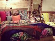 Bohemian/Gypsy Rooms | Bohemian, Bedrooms and Kitchens