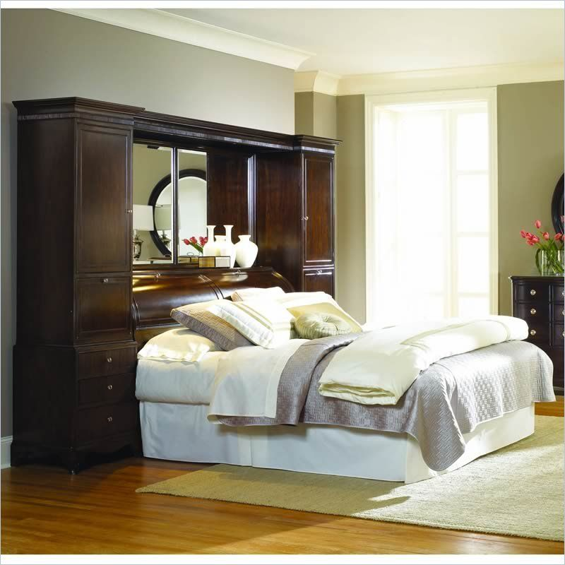 Trent Home Inglewood Sofa Table in Espresso  Storage headboard Bookcases and Beds