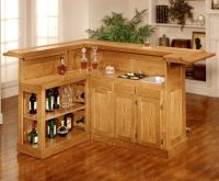 Creative Home Bar Ideas | ... Superb Wood Home Bar, and ...