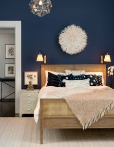 Bedroom paint color trends for also home design navy and benjamin rh pinterest