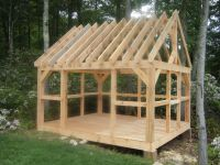 Village Post and Beam - Barns and Sheds | Gardening ...