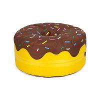 Donut Bean Bag Chair! | COLORFUL + FUN Home | Pinterest ...