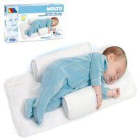 Molto Baby Infant Newborn Sleep positioner Anti Roll ...