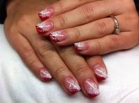 Christmas Nail Art Gallery from Carnival nail competition ...