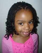 little black girl hairstyles pony