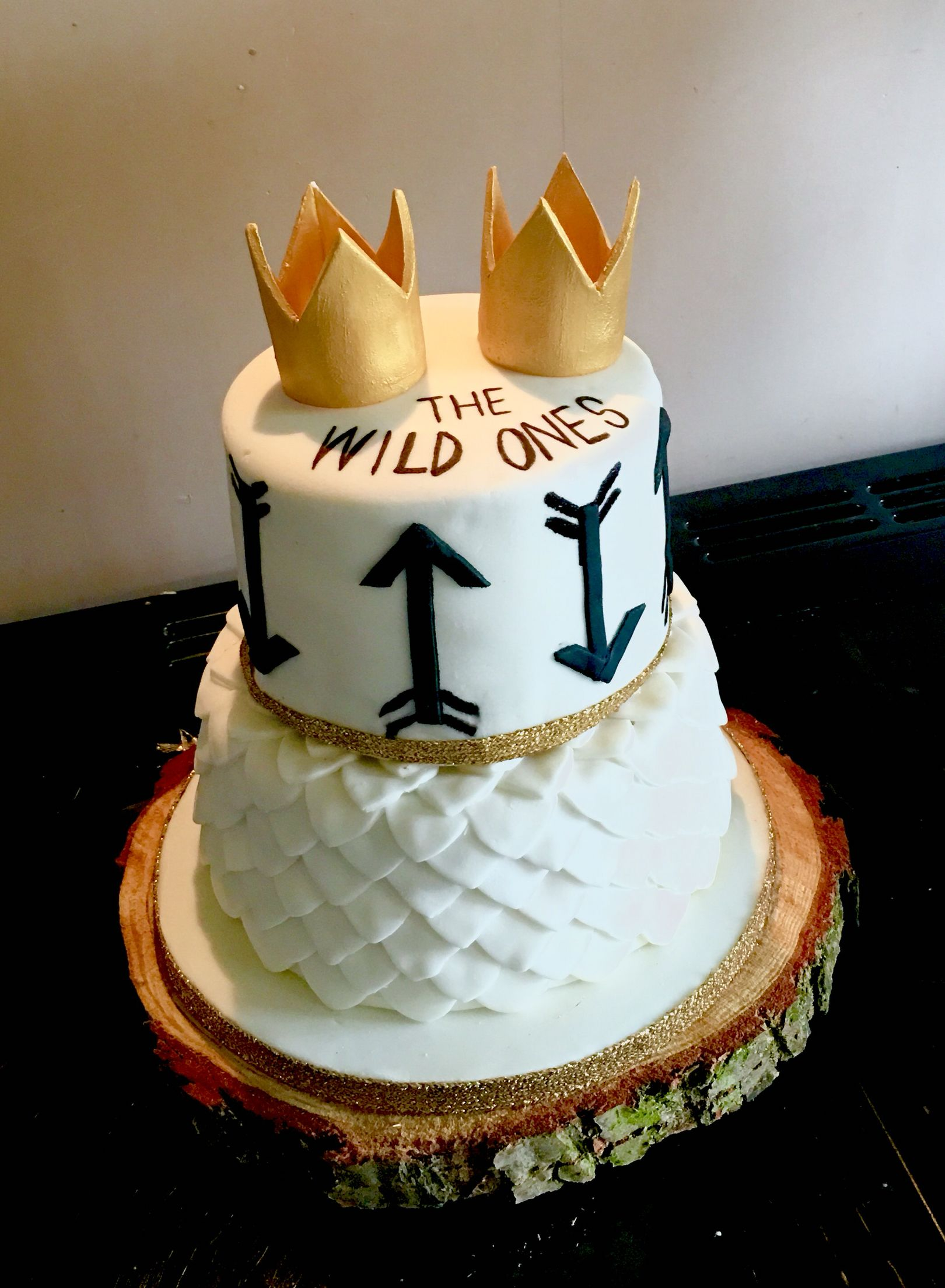 Where The Wild Things Are Birthday Cake For Twins First