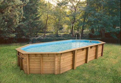 piscine leroy merlin pas cher achat piscine hors sol bois odyssea procopi octogonale x m prix promo leroy merlin piscines
