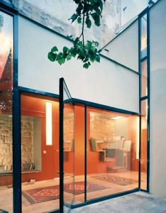 Living in small spaces  ideas from paris house by christian pottgiesser also rh pinterest