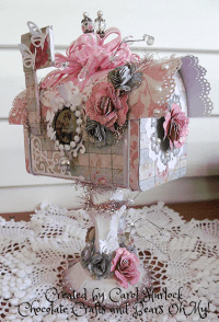 shabby chic crafts to make | You should have arrived here ...