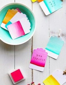 easy diy art projects you can make with watercolors also  rh za pinterest