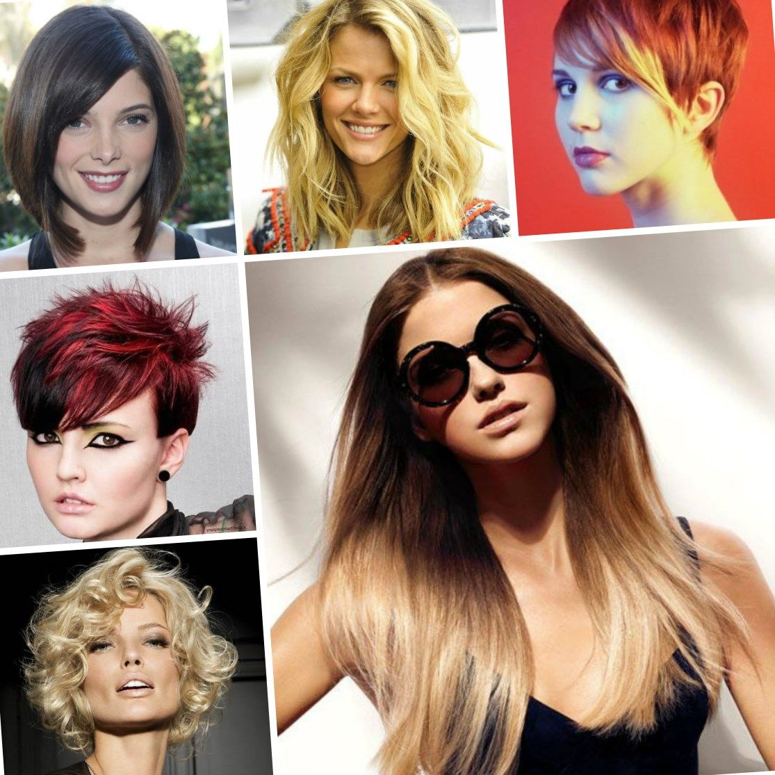 Hottest New Hairstyles 2017 New Hairstyle Ru Hottest New