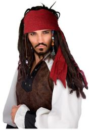 make pirate hair beads