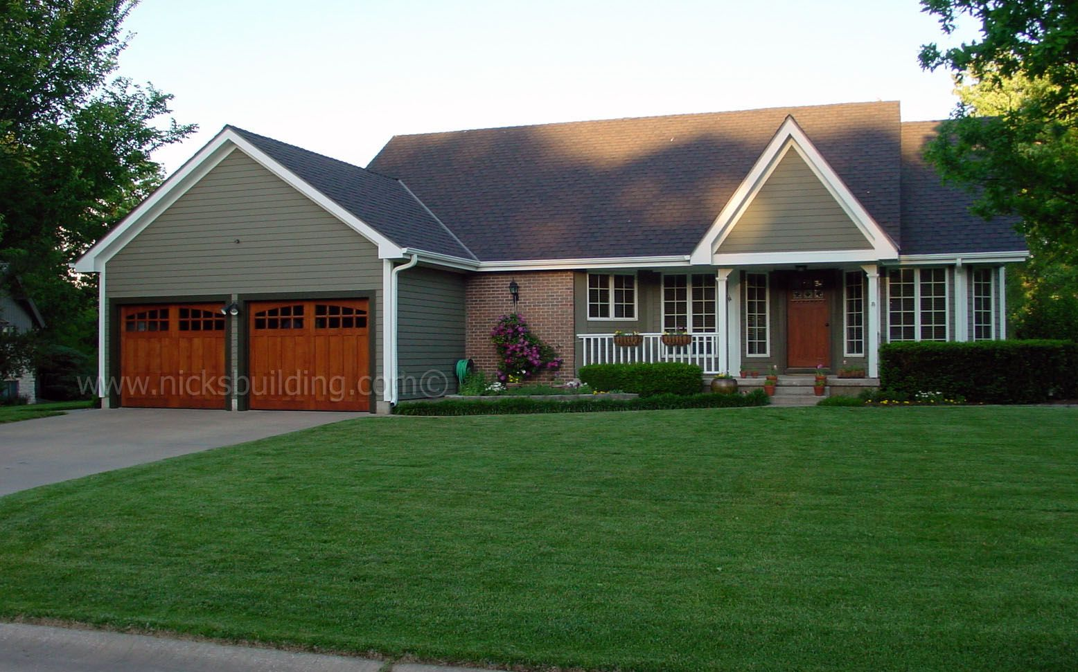 Craftsman Style House Mission Doors Arts and Craft Doors
