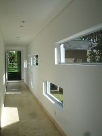 Interior Wall Window Design