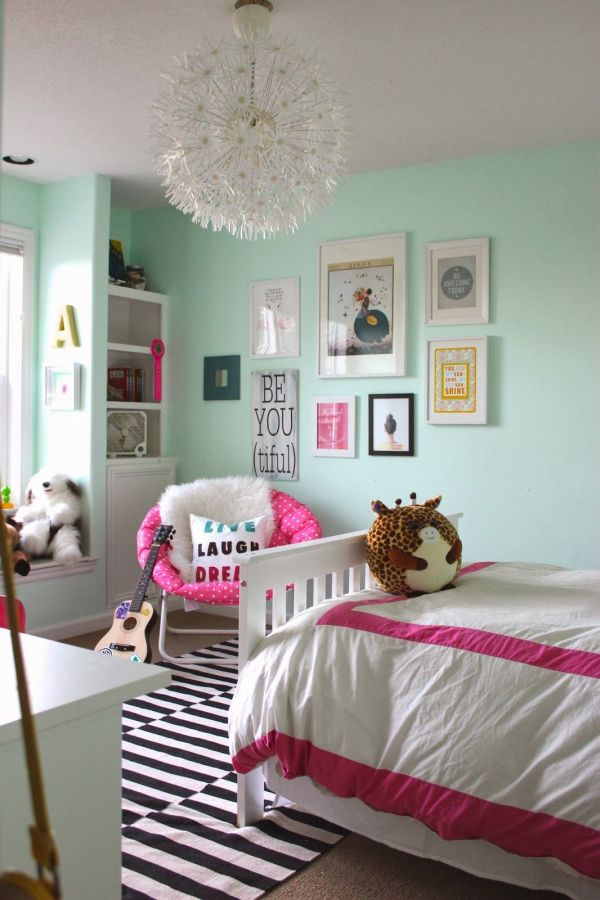 Bedroom Colors Girls Room Ideas