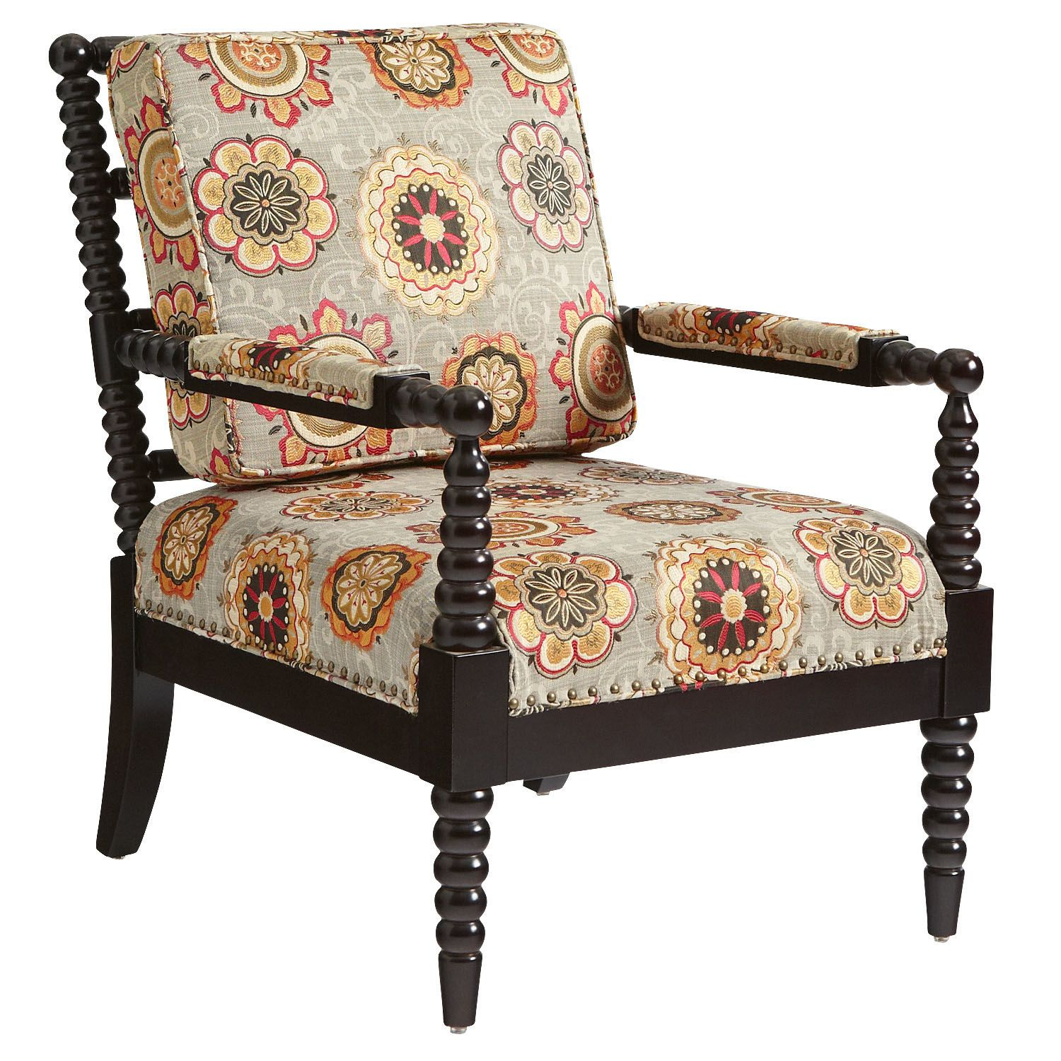 Spindle Arm Chair Spindle Arm Chair At Pier One 500 Bobbin Chair