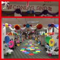 Pin by Jenn White on candyland decorations