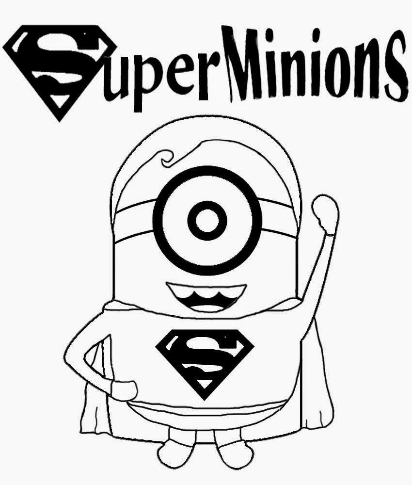 Childrens film free minion clipart cartoon superhero