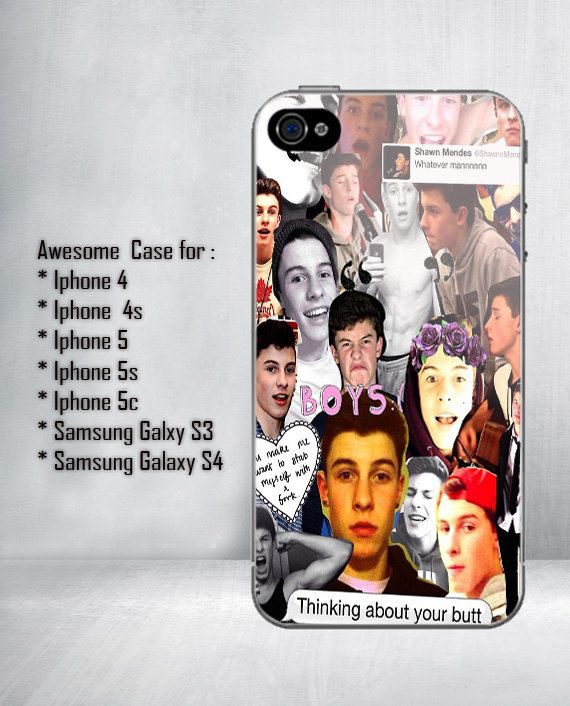Galaxy Phone And Guys Black White S4 Cases