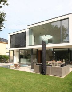 House also modern design thecourtesy of  lab architects rh in pinterest