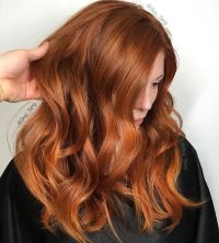 balayage ginger hair color | Red Hair Color | Pinterest ...