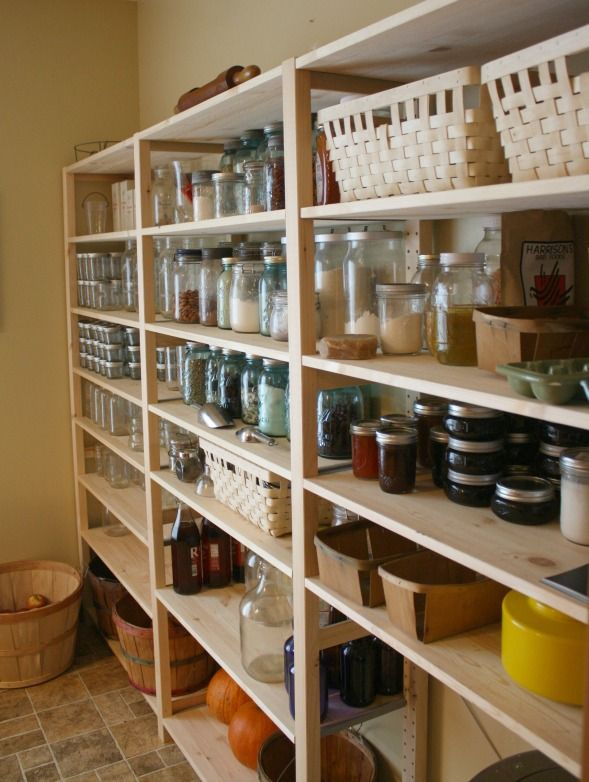 Ikea Ivar As Pantry Shelving  Pantry  Pinterest  Pantry
