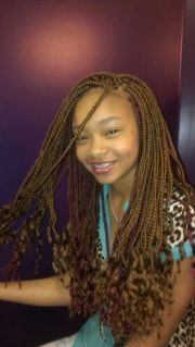 #blackhairstyles #box plaits #braids
