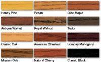 Minwax Polyshades to stain bathroom vanity | Product ...