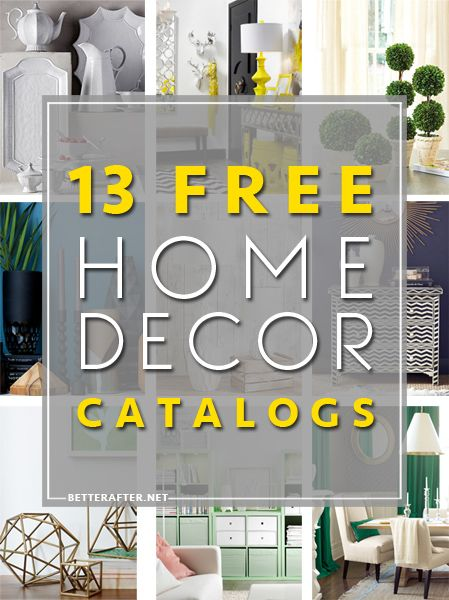 Free Home Decor Catalogs The Links Take You Directly To The