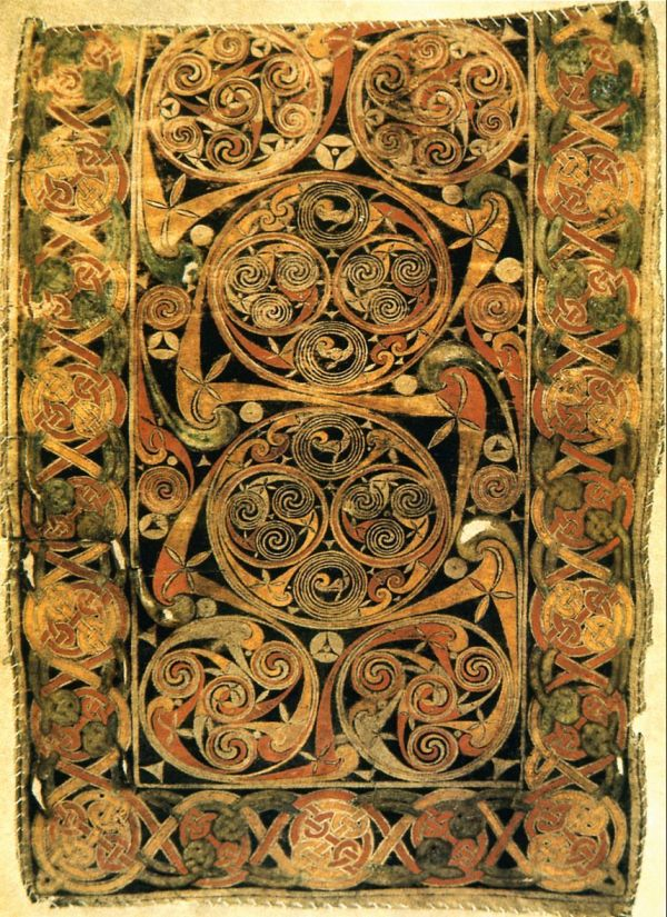 Book of Kells Carpet Page