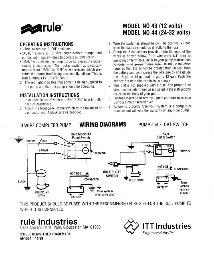 94868d5f0f37a419e15d117a4fb64ea2 rule bilge pump wiring diagram bilge pump switch wiring diagram at gsmx.co
