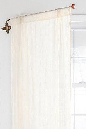 Swing Curtain Rods Windows BestCurtains