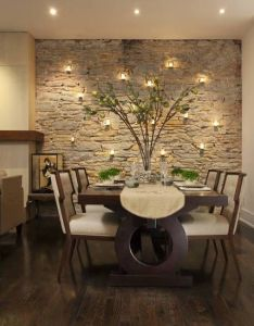 modern dining room design and decorating ideas also rh pinterest