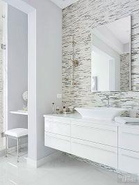Master Bathroom Design Ideas | White master bathroom ...