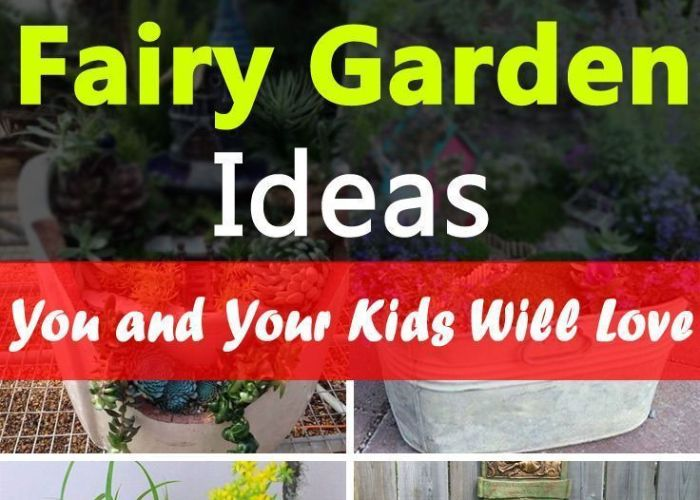 magical fairy garden ideas the kids will love them and you too these cute looking gardens are really amazing they  re inexpensive also