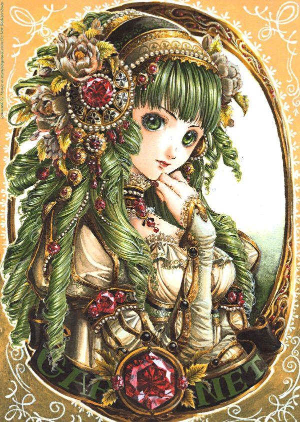 Victorian Steampunk Anime Girls