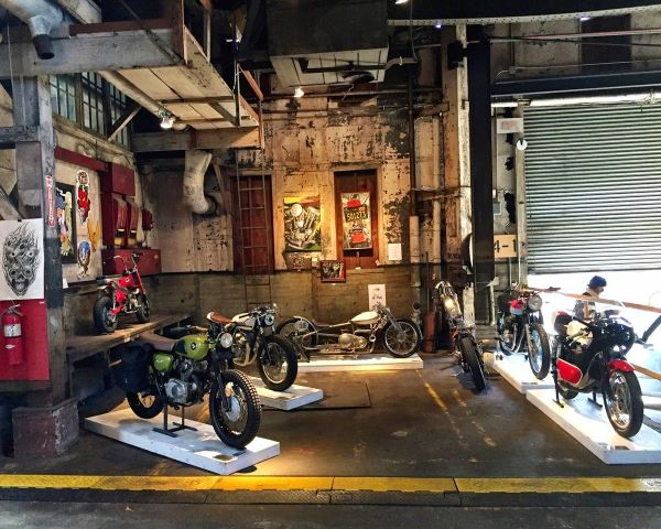 Motorcycle Garage Ideas Imgurl