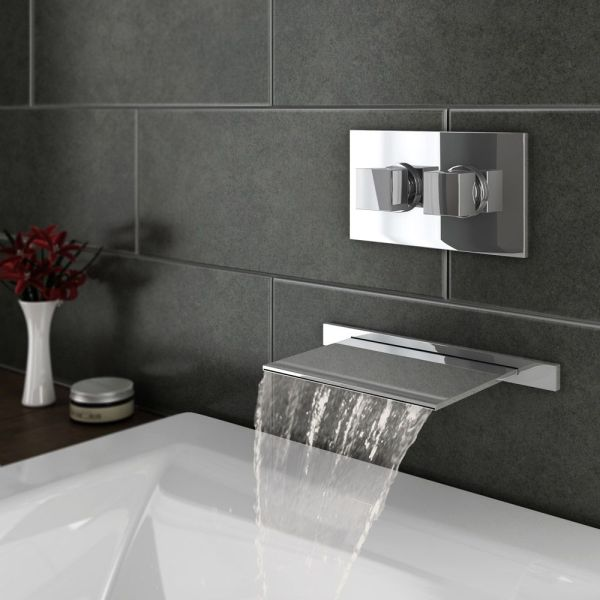 Waterfall Bath Taps Ideas Mixer