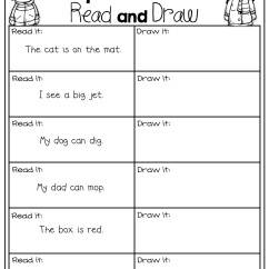 Simple Sentences Diagramming Worksheet Tv Wiring Diagram Very For Beginning Readers With Common