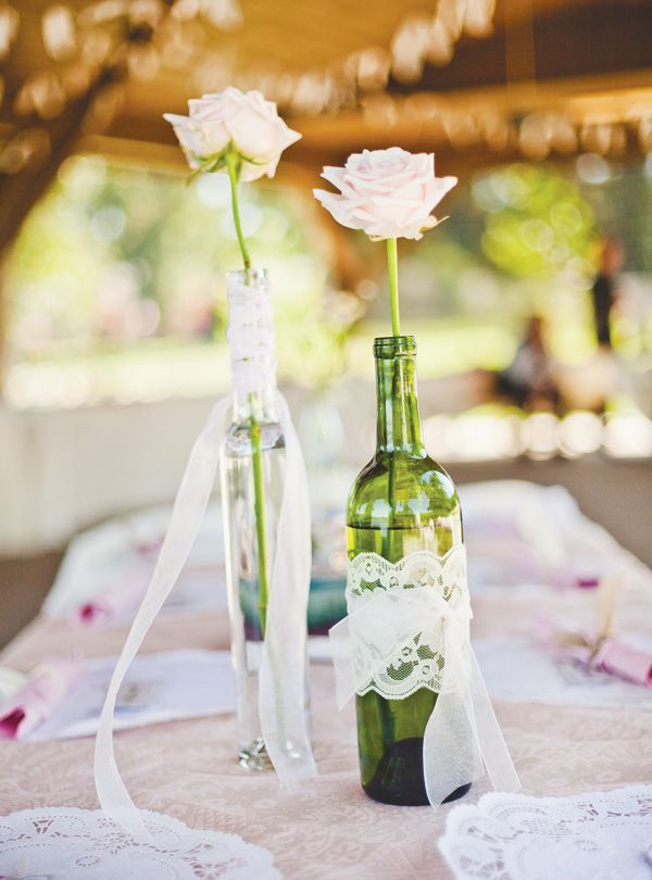 Budget Friendly Vintage Outdoor Wedding Outdoor Wedding