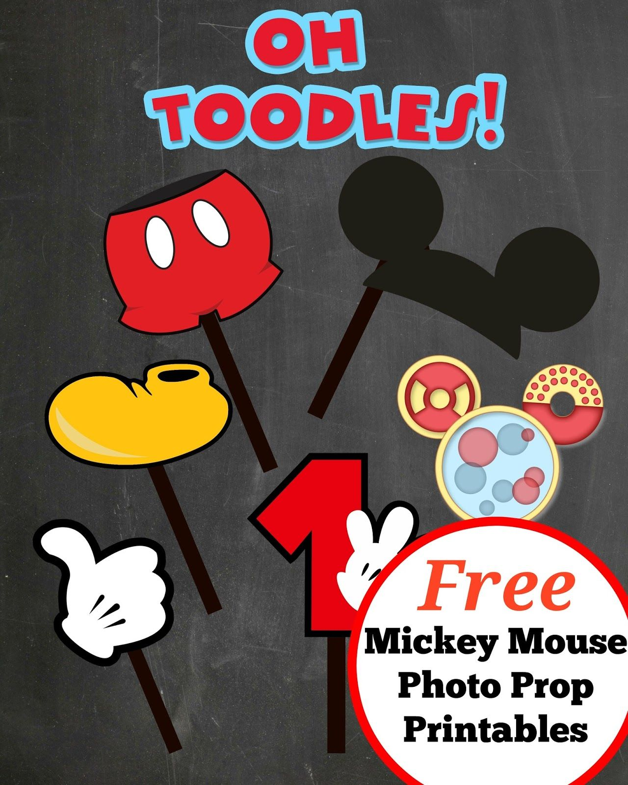 25 Free Disney Printables
