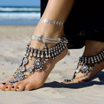 Ancient Dance Barefoot Sandals