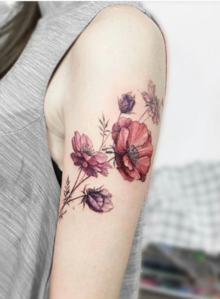 Image Result For Vintage Flowers Tattoos Ink