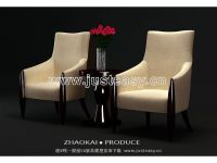 Parlor single sofa chair