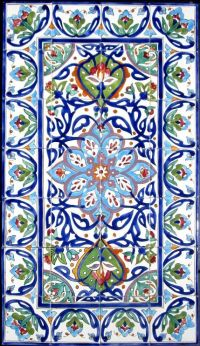 Pre Made Mosaic Tile Designs | Tile Design Ideas
