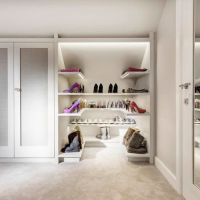 Sloped Ceiling Storage & Closets Design Ideas, Pictures ...
