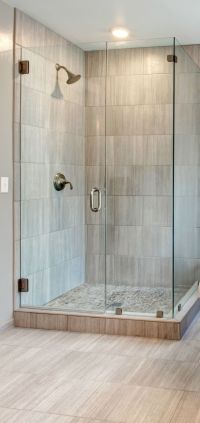 Showers Corner Walk In Shower Ideas For Simple Small ...